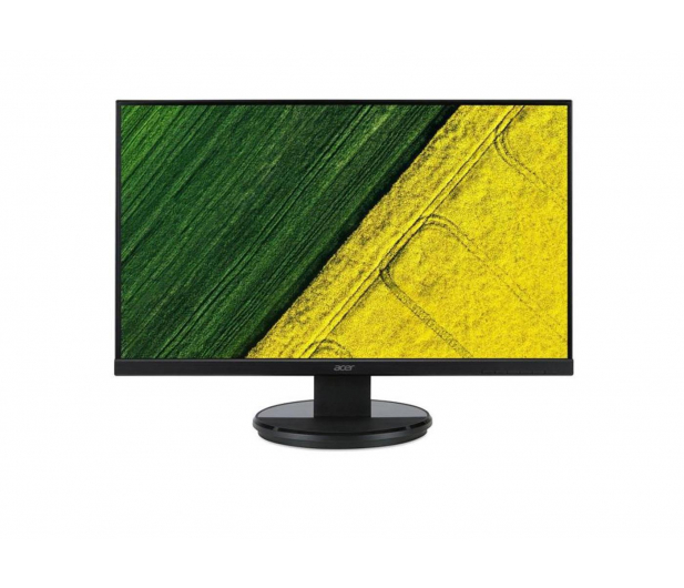 Acer K222HQLCBID czarny - 326367 - zdjęcie