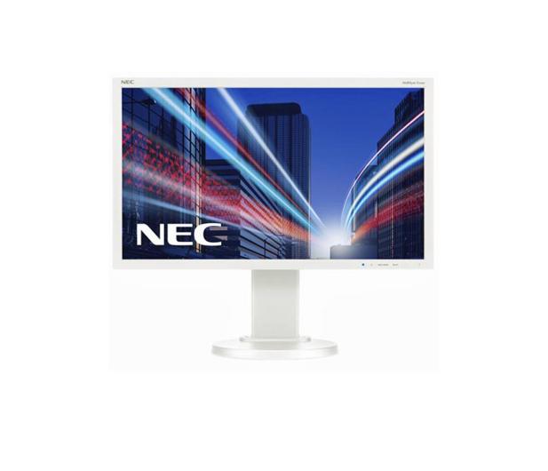 Nec MultiSync E223W biały - 222857 - zdjęcie
