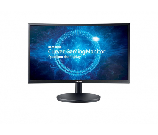Samsung C27FG70FQUX Curved czarny Quantum Dot   - 336801 - zdjęcie 1
