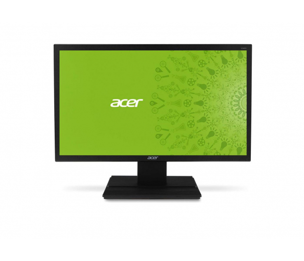 Acer V206HQLBB czarny - 204996 - zdjęcie