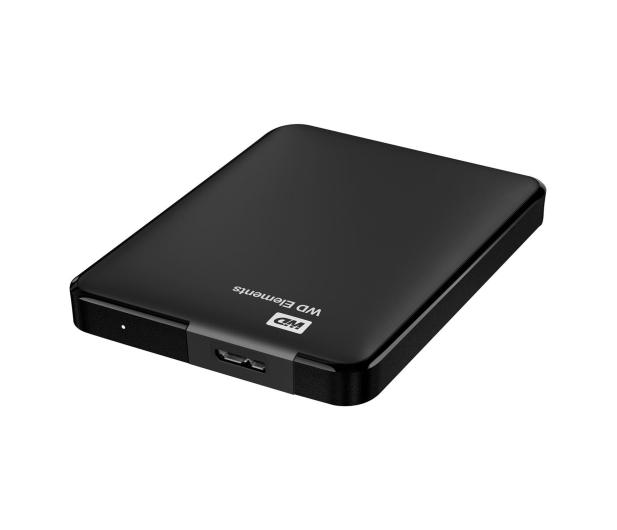 WD Elements Portable 1,5TB czarny USB 3.0 - 363652 - zdjęcie 2