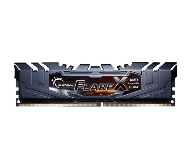 G.SKILL 16GB (2x8GB) 3200MHz CL14  Flare X Black Ryzen  - 368086 - zdjęcie 2