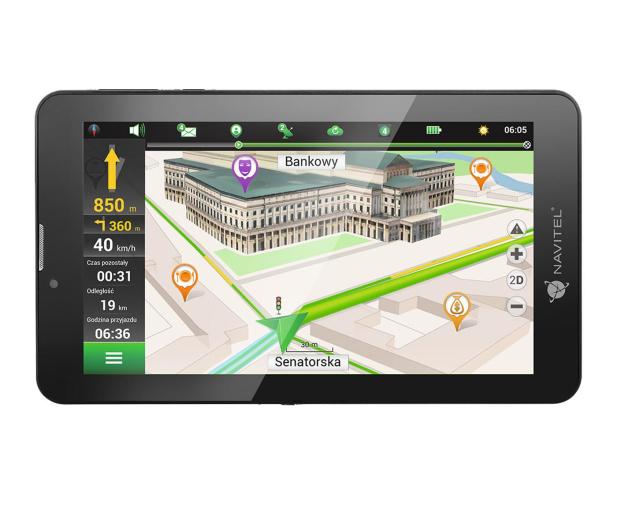 """Navitel T700 7"""" Europa Dożywotnia Android 3G - 349470 - zdjęcie"""