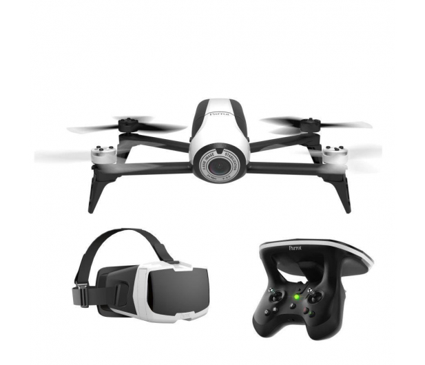 Parrot Bebop 2 + okulary FPV Drony Sklep komputerowy x