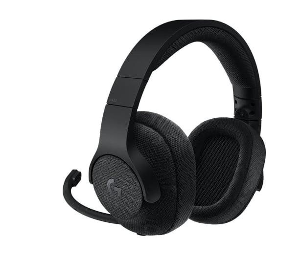 Logitech G433 Gaming Headset (Czarne)  - 368361 - zdjęcie 2