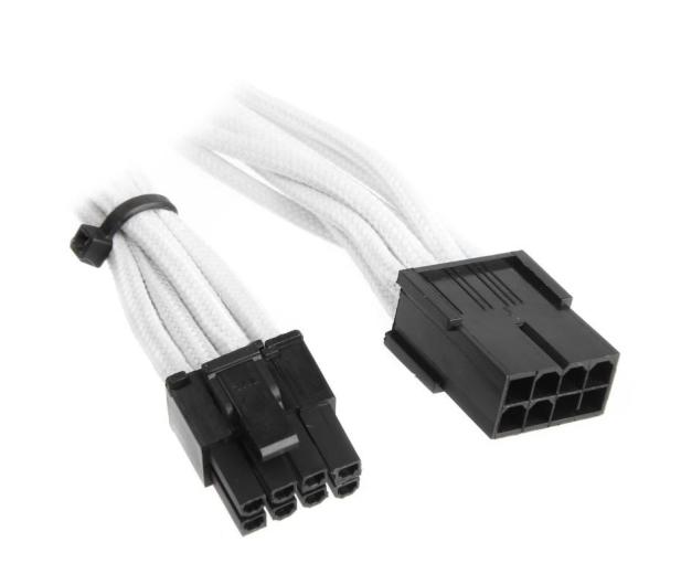Bitfenix Przedłużacz 6+2-Pin-PCIe - 8-Pin-PCIe 45cm - 368748 - zdjęcie