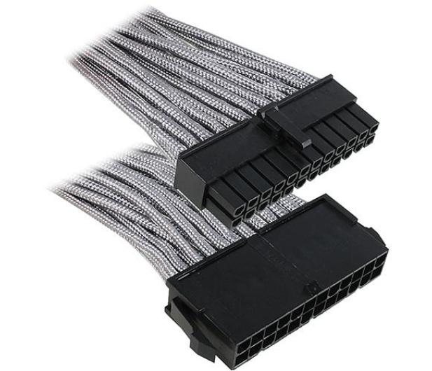 Bitfenix Przedłużacz ATX 24-pin - ATX 24-pin 30cm - 368738 - zdjęcie
