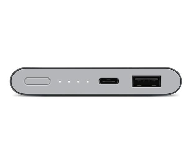 Xiaomi Power Bank Pro 10000 mAh szary - 368757 - zdjęcie 2