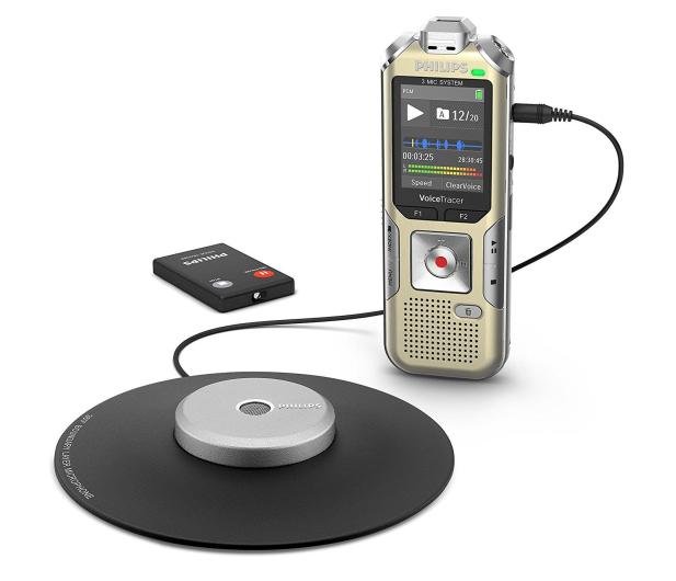 Philips Dyktafon Philips DVT8010 - 373337 - zdjęcie