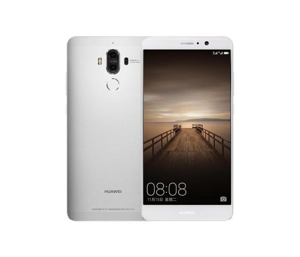 Huawei Mate 9 Dual SIM srebrny - 333928 - zdjęcie