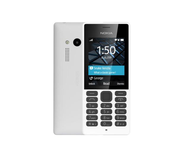 Nokia 150 Dual SIM biały - 343356 - zdjęcie