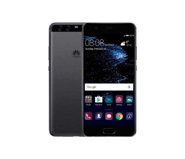 Huawei P10 Dual SIM 64GB czarny - 353482 - zdjęcie