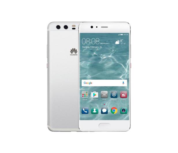 Huawei P10 Dual SIM 64GB srebrny - 353488 - zdjęcie