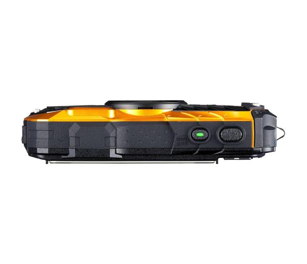 Ricoh WG-50 pomarańczowy  - 373634 - zdjęcie 5