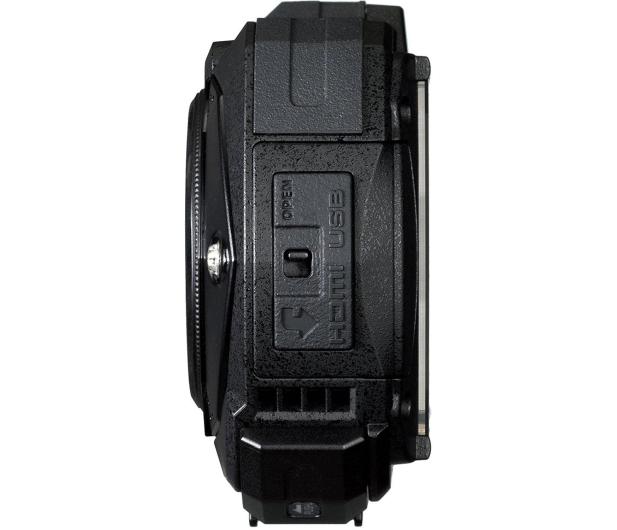 Ricoh WG-50 czarny - 373637 - zdjęcie 3