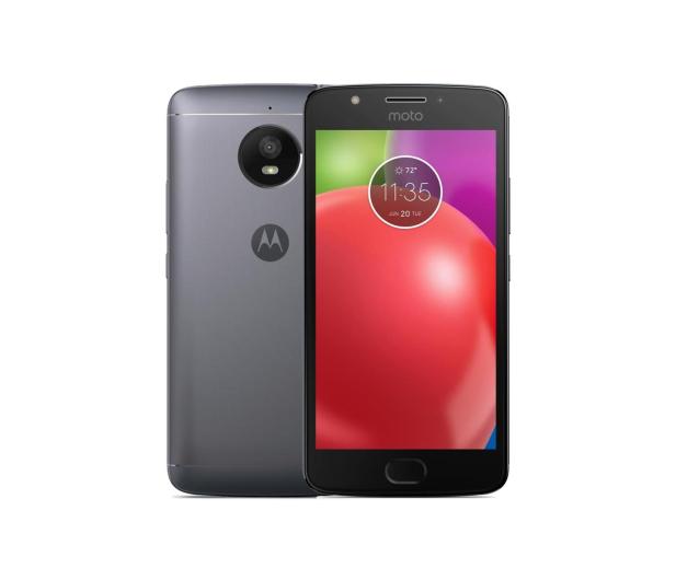 Motorola Moto E4 2/16GB Dual SIM szary - 368187 - zdjęcie