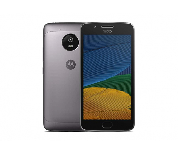 Motorola Moto G5 FHD 2/16GB Dual SIM szary  - 363430 - zdjęcie
