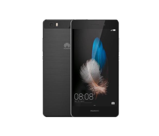 Huawei P8 Lite Dual SIM czarny - 242464 - zdjęcie