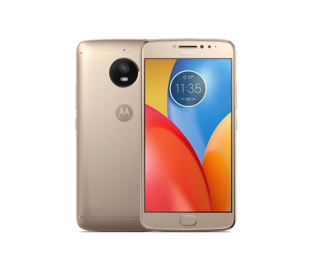 Motorola Moto E4 Plus 3/16GB 5000mAh Dual SIM złoty - 372974 - zdjęcie