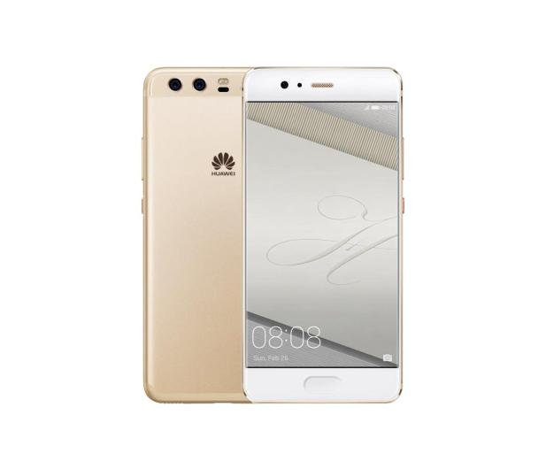 Huawei P10 Dual SIM 64GB złoty - 353494 - zdjęcie