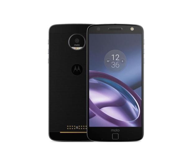 Motorola Moto Z 4/32GB Dual SIM czarny - 325789 - zdjęcie