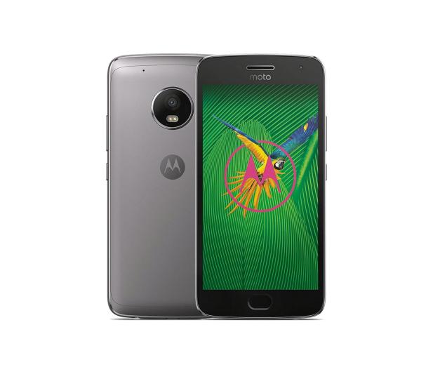 Motorola Moto G5 Plus 3/32GB Dual SIM szary - 363438 - zdjęcie