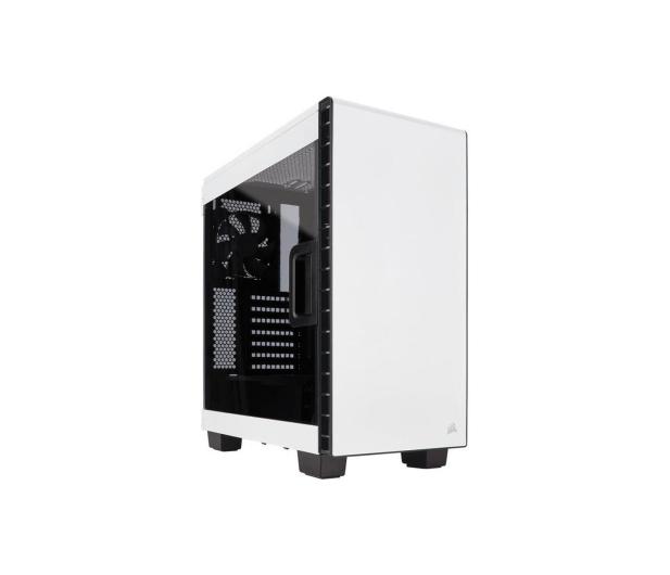 Corsair Carbide Clear 400C Case biała - 320920 - zdjęcie