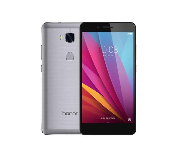 Huawei Honor 5X LTE Dual SIM szary - 283698 - zdjęcie