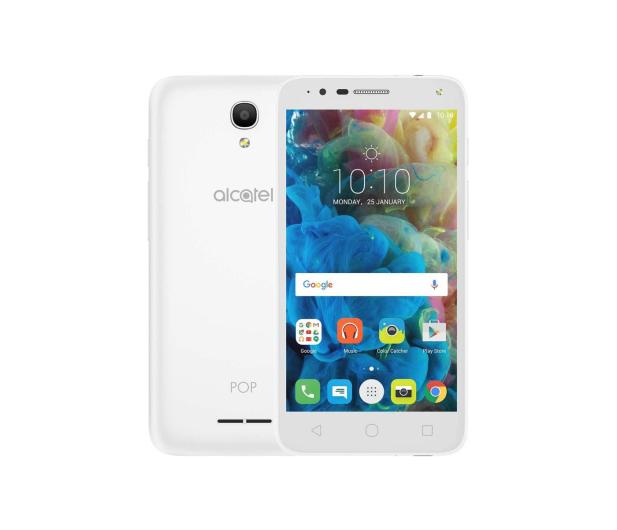 Alcatel Pop 4 LTE Dual SIM biały - 338502 - zdjęcie