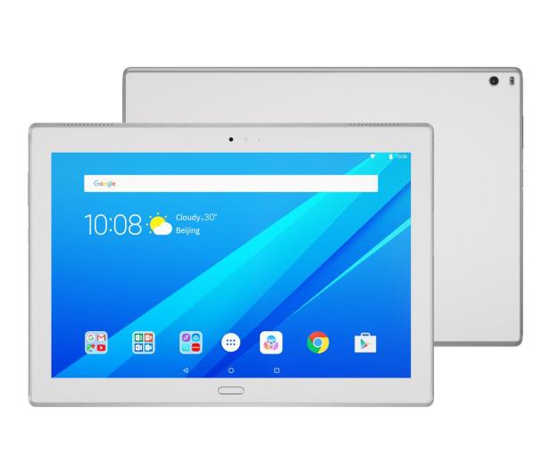 Lenovo TAB 4 10 Plus MSM8053/3GB/16/And 7.0 White WiFi  - 373934 - zdjęcie