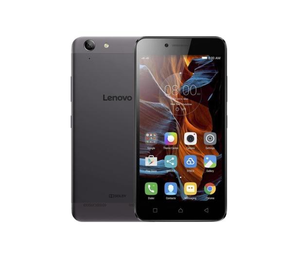 Lenovo K5 2/16GB Dual SIM (Snapdragon 616) szary - 355058 - zdjęcie