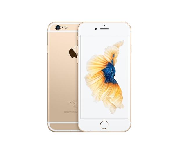 Apple iPhone 6s 128GB Gold - 258481 - zdjęcie
