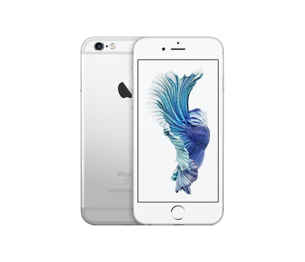 Apple iPhone 6s 32GB Silver - 324901 - zdjęcie