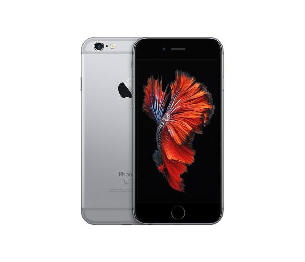 Apple iPhone 6s 128GB Space Gray - 258484 - zdjęcie