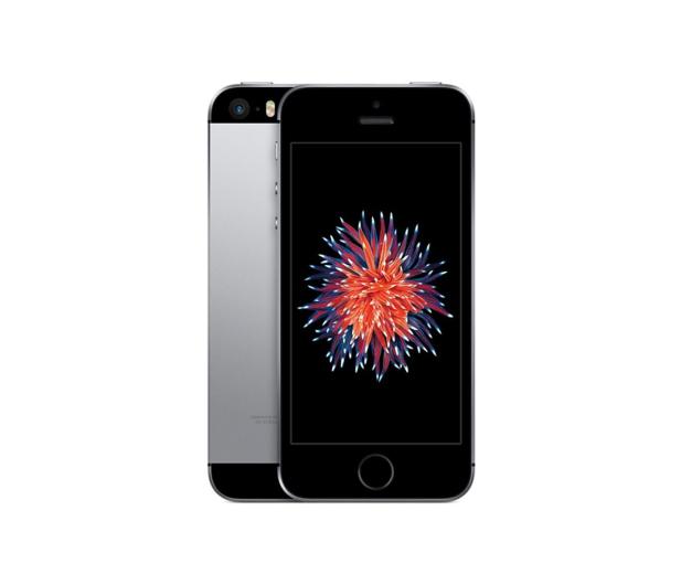Apple iPhone SE 128GB Space Gray - 356920 - zdjęcie