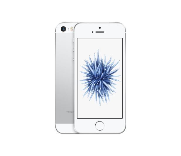 Apple iPhone SE 32GB Silver - 356910 - zdjęcie