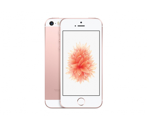 Apple iPhone SE 128GB Rose Gold - 356918 - zdjęcie 1