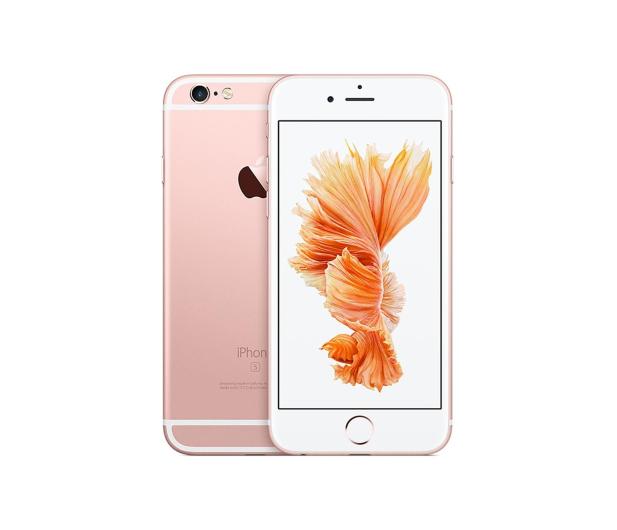 Apple iPhone 6s 32GB Rose Gold - 324904 - zdjęcie