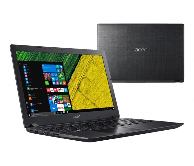 Acer Aspire 3 i3-6006U/4GB/500/Win10 FHD - 367601 - zdjęcie