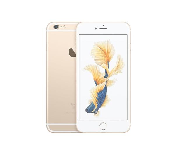 Apple iPhone 6s Plus 32GB Gold - 324895 - zdjęcie