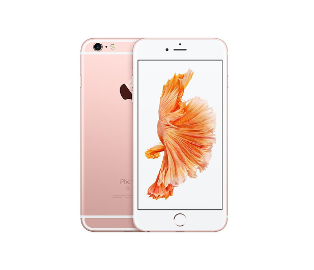 Apple iPhone 6s Plus 32GB Rose Gold - 324896 - zdjęcie