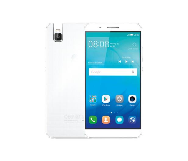 Huawei ShotX LTE Dual SIM biały - 282182 - zdjęcie