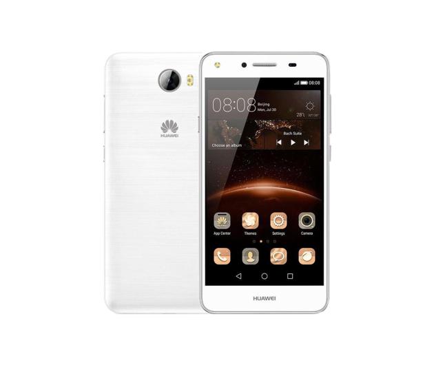 Huawei Y5 II LTE Dual SIM biały - 306303 - zdjęcie