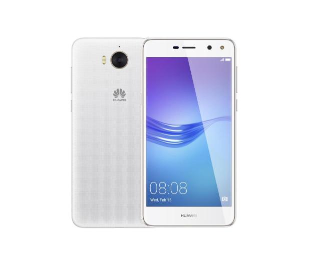 Huawei Y6 2017 LTE Dual SIM biały - 371467 - zdjęcie