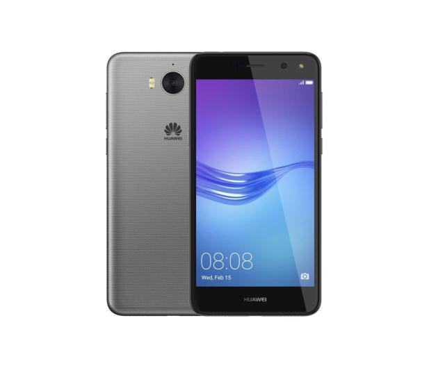 Huawei Y6 2017 LTE Dual SIM szary - 371465 - zdjęcie