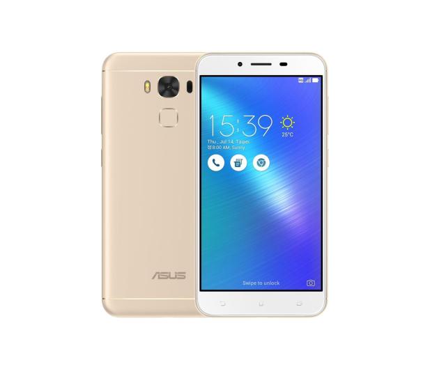 ASUS ZenFone 3 Max Laser ZC553KL 32GB Dual SIM złoty - 351785 - zdjęcie