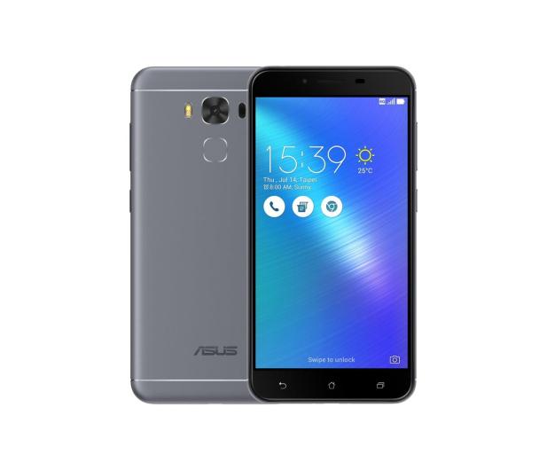 ASUS ZenFone 3 Max Laser ZC553KL 32GB Dual SIM szary - 351786 - zdjęcie