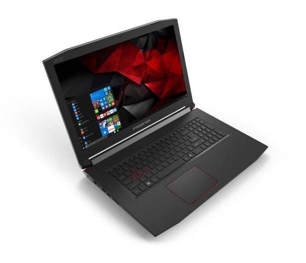 Acer Helios 300 i7-7700HQ/32G/256+1000/Win10 GTX1060 - 374196 - zdjęcie 2