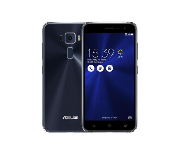 ASUS ZenFone 3 ZE520KL 3/32GB Dual SIM granatowy  - 361818 - zdjęcie
