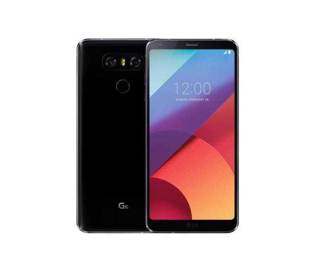LG G6 czarny - 357951 - zdjęcie